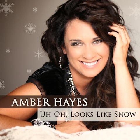 AmberHayes-UhOhLooksLikeSnow-SingleArt_credit-AmyPhillips
