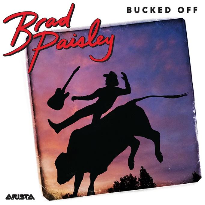 Brad Paisley Bucked Off