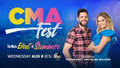 CMA Fest 2018 on ABC