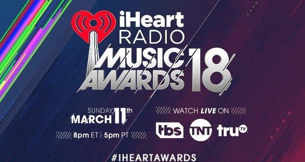 iHeartRadio 2018 Music Awards