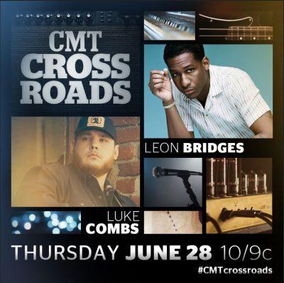 Luke Combs Crossroads
