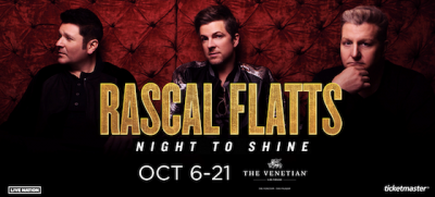 Rascal Flatts Tickets on Country Music On Tour