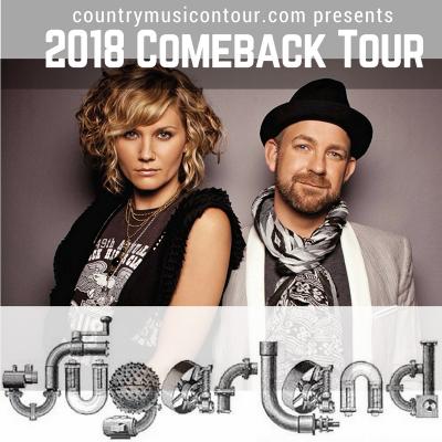 Sugarland Still The Same Tour