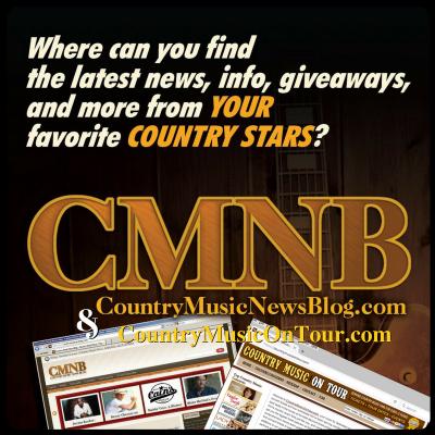 Hot off the press at CountryMusicNewsBlog.com!